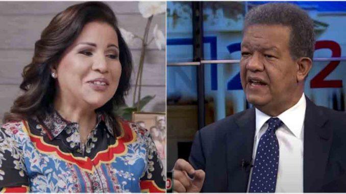Leonel Fernández dice no le responde a Margarita Cedeño porque ...