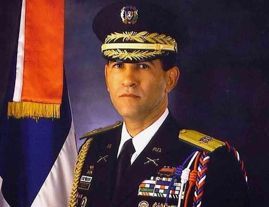 General Díaz Morfa será Ministro de Defensa en nuevo gobierno, según fuente  - LoQueSucede